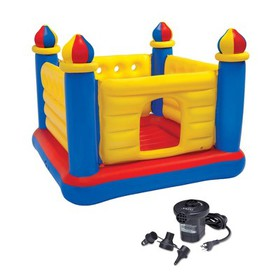 Intex Inflatable Jump-O-Lene Ball Pit Castle Bounc