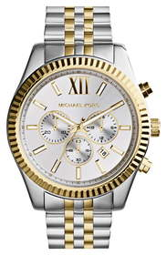 Michael Kors Large Lexington Chronograph Bracelet