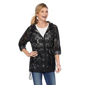 Colleen Lopez Rainy Days Lace Water-Resistant Anor