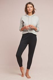 Anthropologie Cannes Tapered Sweatpants
