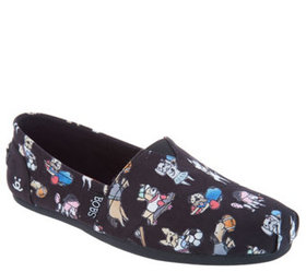 Skechers BOBS Slip-on Shoes - Sporty Dogs - A30952