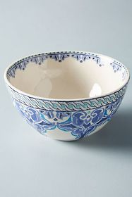 Anthropologie Nirita Bowl