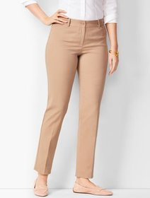 Talbots Talbots Hampshire Ankle Pants - Curvy Fit