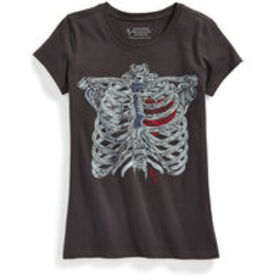 EMS Women's My Heart Pumps Pedals Graphic Tee
