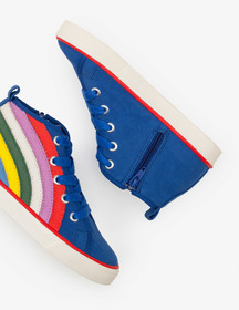 Boden Canvas High Top Sneakers