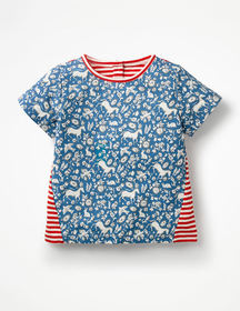 Boden Hotchpotch Printed T-shirt