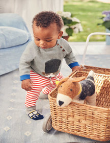 Boden Soldier-on Knitted Play Set
