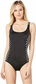 Tommy Bahama Active Plunge Tank One-Piece