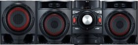 LG - XBOOM 700W Main Unit and Speaker System Combo