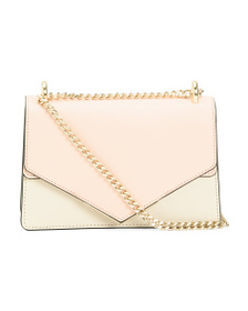 BOTKIER Cooper Leather Crossbody With Chain