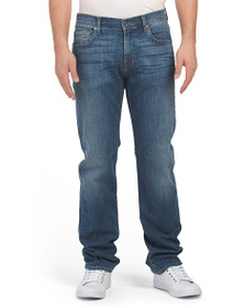 7 FOR ALL MANKIND Standard Straight Jeans