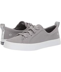 Sperry Canvas Grey