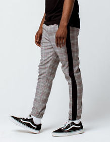 EAST POINTE Plaid Mens Jogger Pants_