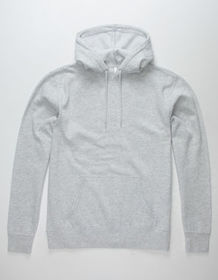 INDEPENDENT TRADING COMPANY Grey Mens Hoodie_
