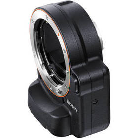 Sony A-Mount to E-Mount Lens Adapter with Transluc