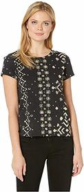 Lucky Brand Short Sleeve Printed Tee