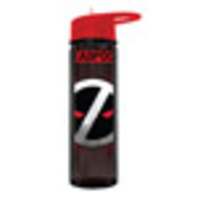 Deadpool Water Bottle Black for Collectibles