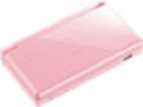 Nintendo DS Lite System - Coral Pink (ReCharged Re