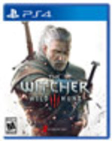 The Witcher III: Wild Hunt for PlayStation 4