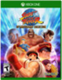 Street Fighter 30th Anniversary Collection for Xbo
