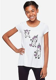 Justice Sparkle Swingy Tee