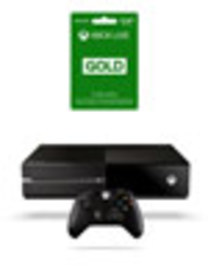 Xbox One 500GB Console Only - Black (Pre-Owned Ref