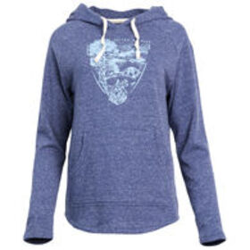 UNITED BY BLUE Women's Parks Pennant Pullover Hood