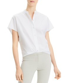 Theory - Dolman-Sleeve Shirt
