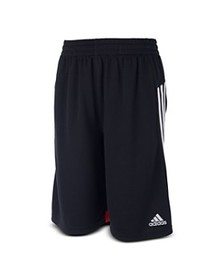 Adidas - Boys' Futurecraft Three-Stripe Shorts - L