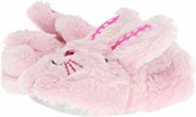 Stride Rite Fluffy Bunny Slipper (Toddler/Little K