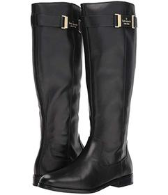 Kate Spade New York Black Soft Calf