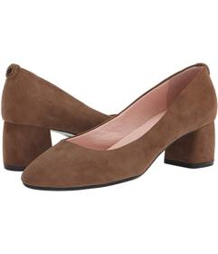 Kate Spade New York New Taupe Kid Suede