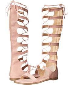 Chinese Laundry Blush Micro Suede