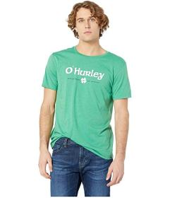 Hurley Gym Green Heather