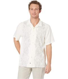 Tommy Bahama Scrolling Vines Camp Shirt