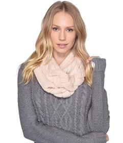 UGG Braided Knit Snood