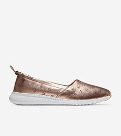 Cole Haan StudiøGrand Perforated Slip-On Sneaker