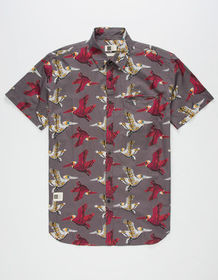LIRA Flight Mens Shirt_
