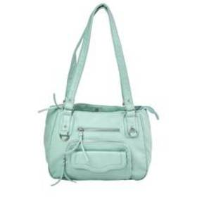Bueno Pebble Wash Satchel