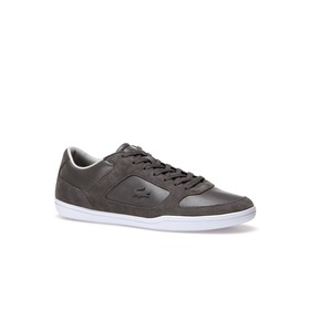 Lacoste Men's Court-Minimal Leather Sneakers