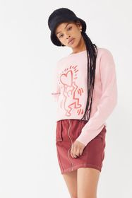 Lacoste X Keith Haring Crew Neck Sweater