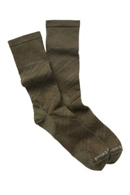 SmartWool Barber Pole Tall Crew Socks