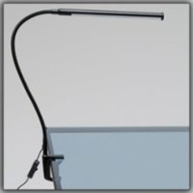 Studio Designs - Bar Clamp Lamp - Black