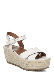 Naturalizer Oceanna Ankle Strap Wedge Espadrille S