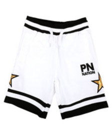 Parish basketball shorts (4-7)