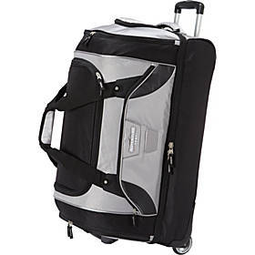 """Travelers Club Luggage 30"""" Adventure 2-Section Dro"""