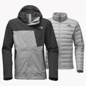 THE NORTH FACE Men's Mountain Light Triclimate Jac