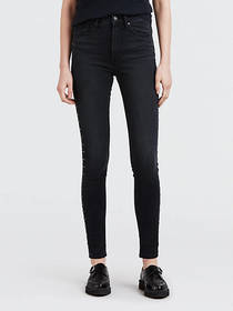 Levi's Mile High Super Skinny Studded Jeans