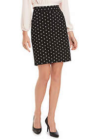 The Limited Petite Signature Pencil Skirt in Exact