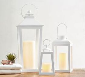 Pottery Barn Smith Eclectic Lantern Collection